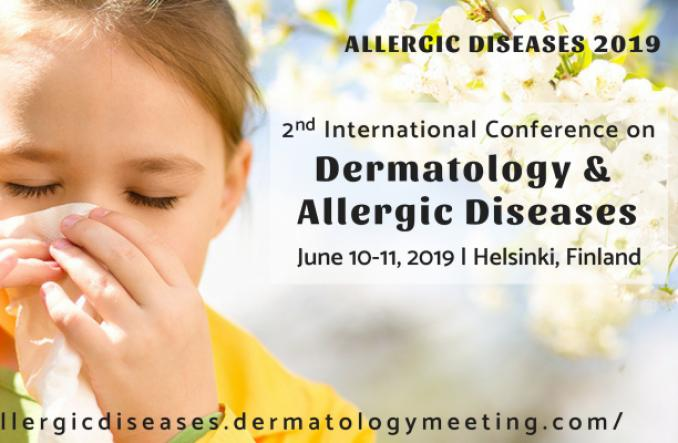 2nd International Conference on Dermatology and Allergic
